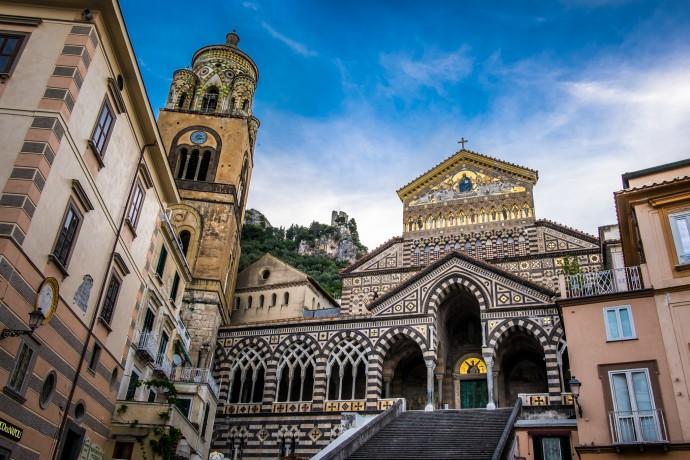 Amalfi Carthedral