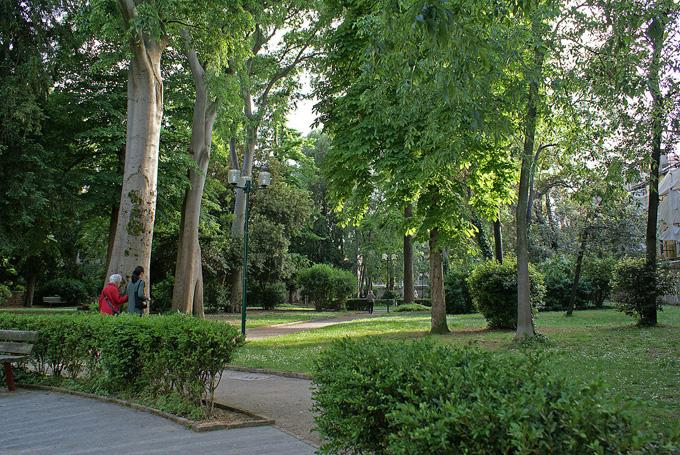 Savorgnan Gardens