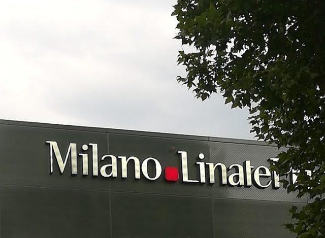 Linate closure 2019